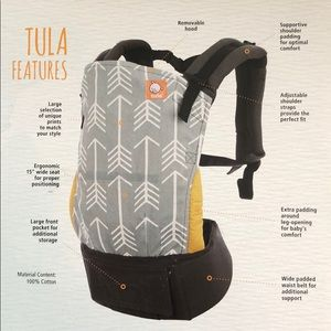 TULA Baby Carrier Archer